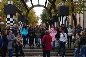 Erasmus   Lituania del 3 al 7 de octubre